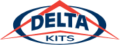 Delta Kits windshield repair logo